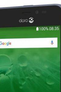 unlock doro phone