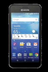 unlocked kyocera phone